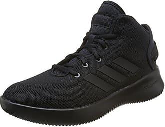 cheap for discount 4d7c7 55396 adidas Herren Cloudfoam Refresh Mid Fitnessschuhe Schwarz Negbas 000, 42 EU
