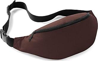 BagBase BELT BAG (CHOCOLATE)