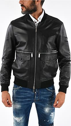 96d2f15bd Dsquared2® Leather Jackets − Sale: up to −67% | Stylight
