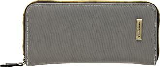 Swankyswans Riley Nylon Womens Zip around Wallet Purse - SwankySwans (Dark Grey)