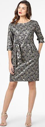 Max Mara Damen Kleid schwarz