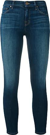 J Brand Calça jeans capri - Azul