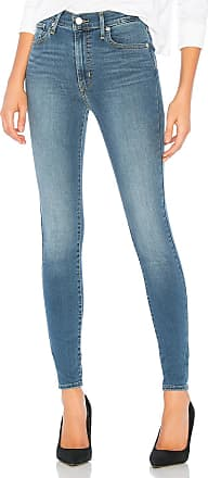 Levi's Mile High Super Skinny in Blue