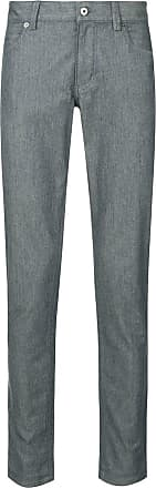 Durban slim-fit trousers - Blue