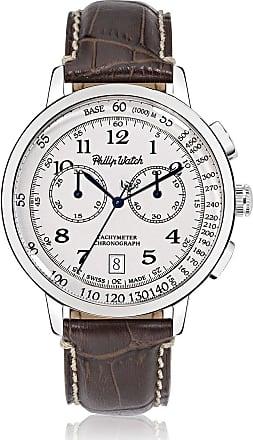Philip Watch Orologio Cronografo Uomo Philip Watch Grand Archive R8271698004