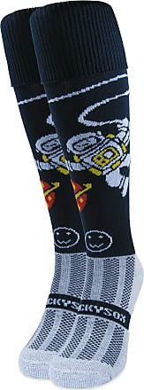 Wackysox Rugby Socks, Hockey Socks - Spaced Out Astronut Sports Socks