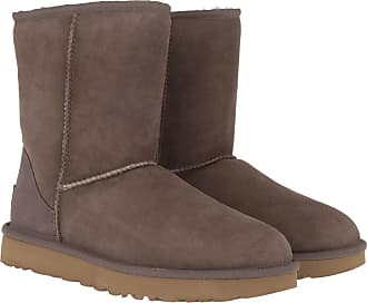 UGG Boots & Booties - W Classic Short II Mole - brown - Boots & Booties for ladies