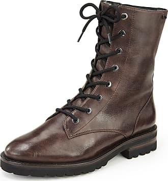 Tizian Dallas lace-up boots Tizian brown