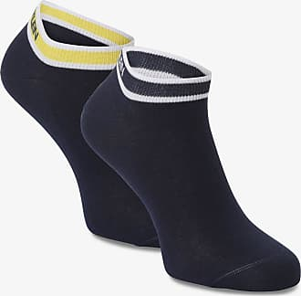 Calvin Klein Damen Sneakersocken im 2er-Pack blau