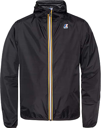 K-Way Le Vrai 3.0 Claude Jacket Mens Black