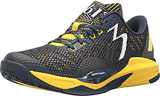 361° Mens 361-MAZER Basketball Shoe, Midnight/Vibrant, 11 M US