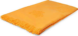Vilebrequin Santah Cotton-terry Beach Towel - Yellow