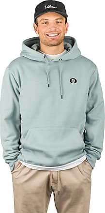 Volcom Single Stone Hoodie cool blue