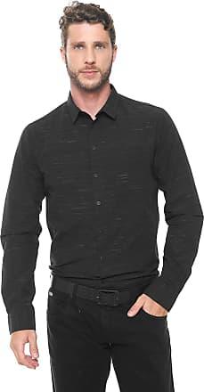 a16cffdc23f2 Preto Camisas Sociais: Compre com até −56% | Stylight