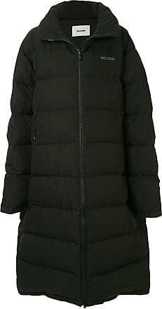 We11done oversized padded coat - Black