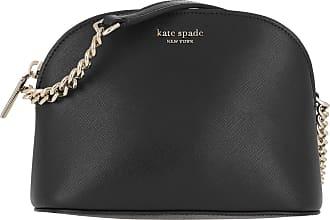 Kate Spade New York Small Dome Crossbody Bag Black Umhängetasche schwarz