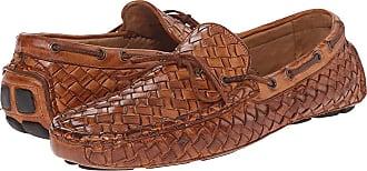 a0a59d9186a Trask Riddick (Tan Buffalo Calfskin) Mens Slip on Shoes