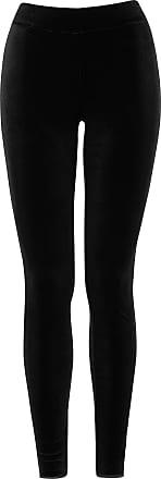 Wolford Womens Velvet Leggings black 42