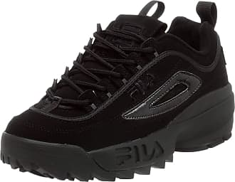 Fila Disruptor II, Mens Sneaker, Triple Black, 8.5 UK (42.5 EU)