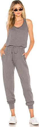Young Fabulous & Broke Eberhart Jumpsuit in Gray