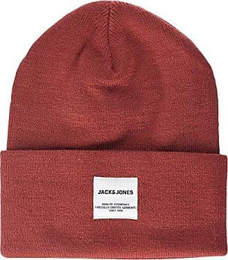 JACK /& JONES Jaclong Knit Beanie Cuffia Uomo