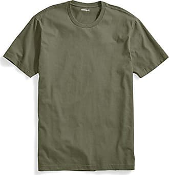 Goodthreads Mens The Perfect Crewneck T-Shirt Short-Sleeve Cotton, Olive, X-Small