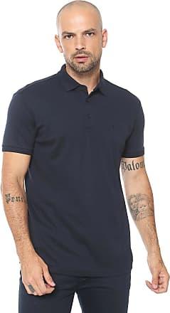 Dudalina Camisa Polo Dudalina Reta Jersey Azul-marinho a65a241c45e48