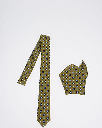 Corneliani CC COLLECTION Silk and Linen Printed Tie size Unica