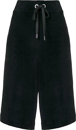 No Ka'Oi side stripes long shorts - Black