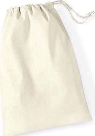 Westford Mill Cotton stuff bag Natural L