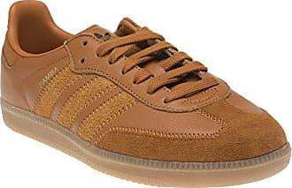 Details zu adidas Originals Samba Damen Herren Sneaker CQ2150 Leder Turnschuhe Blau Orange