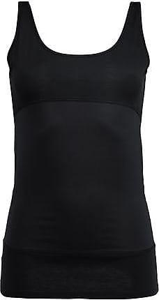 Yummie Tummie Yummie By Heather Thomson Woman Stretch-jersey Tank Black Size XS