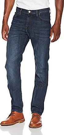 Luke Tapered Fit Jeans, Blu , W32L30 Uomo