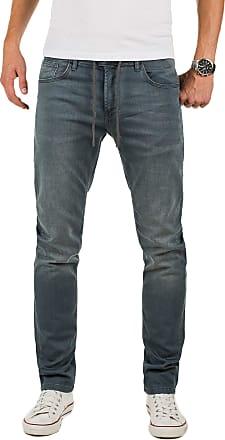 Yazubi Designer Sweatpants in Jeans - Look Erik - Sweatpants Men Under Armour Slim Fit Cobalt Cloud, Turquoise (Turbulence Grey 194215), W31/L34
