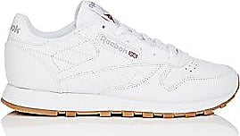 841ae8fffe7 Reebok Womens Classic Leather Sneakers - White Size 5.5