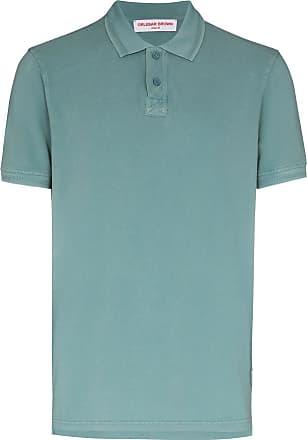 Orlebar Brown Camisa polo Jarrett - Azul