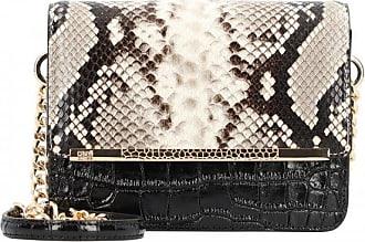 Roberto Cavalli Milano Borsa a tracolla pelle 18 cm Black