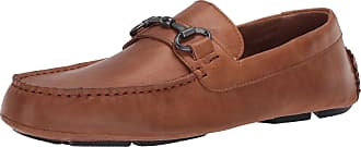 Kenneth Cole Reaction Dawson Bit Driver Driving Style Loafer, Brown, 8.5 M