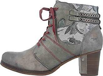 Mustang Shoes Stiefel in Übergrößen für 84,96€. Farbe: Blau