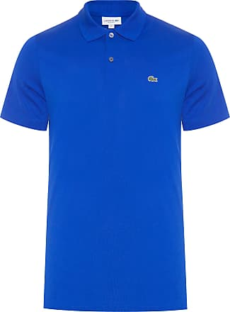 Lacoste POLO MASCULINA REGULAR FIT - AZUL