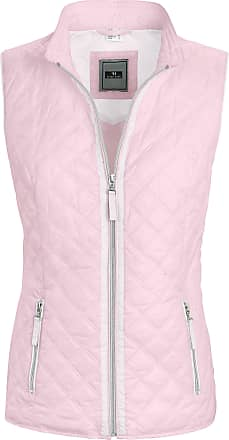 Peter Hahn Quilted gilet Peter Hahn pale pink