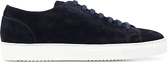 Doucal's Sneakers mit Schnürung - Blau