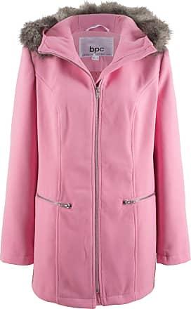 92472a9aa7a7 Bonprix Parka in Wolloptik langarm in rosa von bonprix