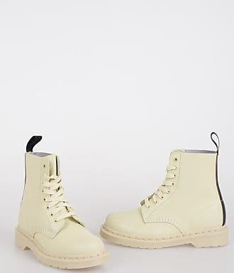 Dr. Martens MARNI Leather PASCAL Combat Boots Größe 40