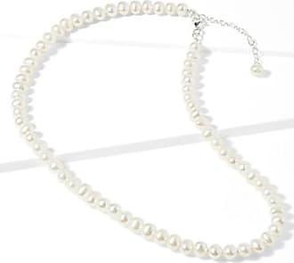 Simons Elegant pearl necklace