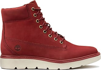 Détails sur Chaussures Boots Timberland homme 6 Ptb Red taille Marron Cuir Lacets