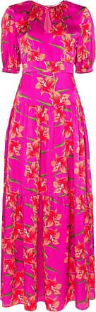 Borgo De Nor Vestido longo floral Alma - 108 - Multicoloured
