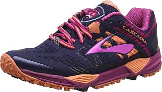 Brooks Womens Cascadia 11 Trail Running Shoes Purple Size: 4.5 UK (37.5 EU)