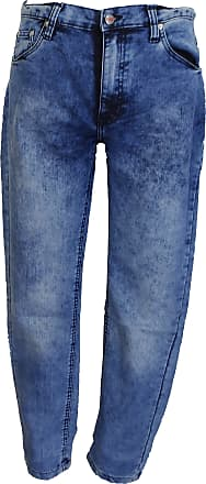 Relco Marble Wash Skinny Drainpipe Jeans 28 to 40 (34 Waste 31.5 Leg)