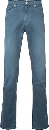 J Brand Calça jeans reta Tyler - Azul